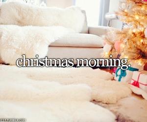 christmas, morning, and winter image