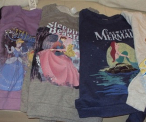 disney, beauty and the beast, and jumper image