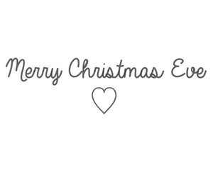 christmas, eve, and heart image
