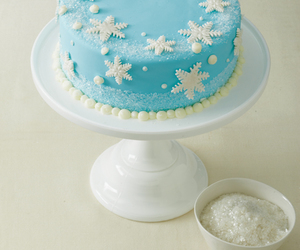 cake, food, and snow image