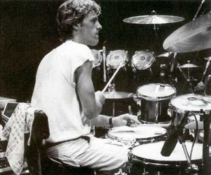 the police, stewart copeland, and the best drummer image