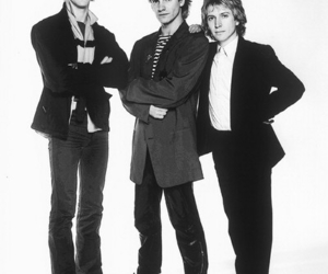 sting, the police, and stewart copeland image