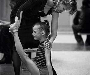 ballet, pain, and cry image