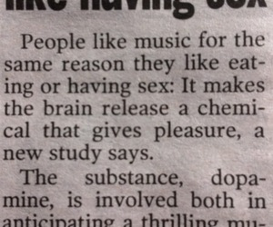 music and sex image