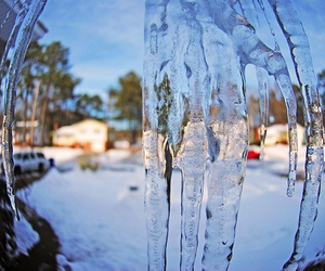 ice, snow, and photography image