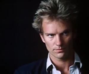 sting and the police image