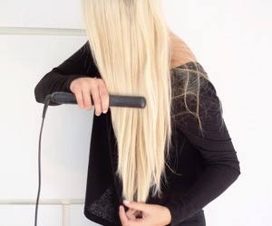 hair, amazing, and blonde image