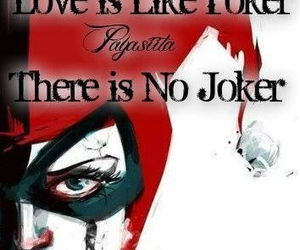 harley quinn, joker, and mad love image