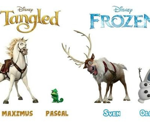 disney, frozen, and tangled image