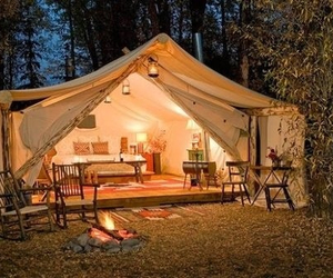 tent and camping image