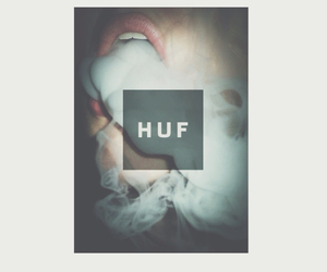 huf, smoke, and weed image