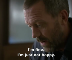 fine, happy, and house image