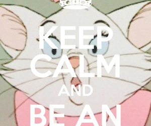 aristocats, cats, and keep calm image