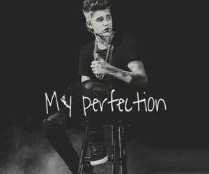 justin bieber, idol, and perfection image