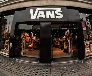 vans, shop, and shoes image