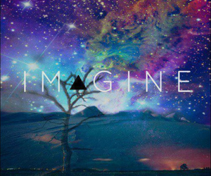 imagine and galaxy image