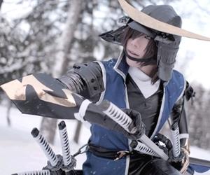 cosplay, sengoku basara, and date masamune image