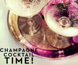 Champagne Time!