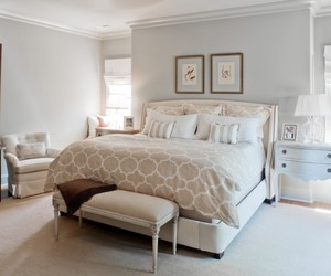 bedroom, design, and master image