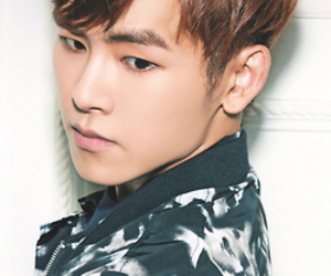 infinite, hoya, and kpop image