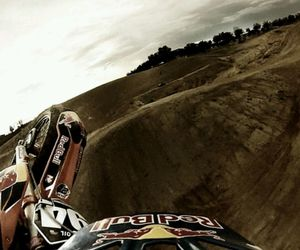 freestyle, motocross, and redbull image