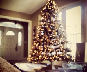 beautiful, lovely, and christmas image