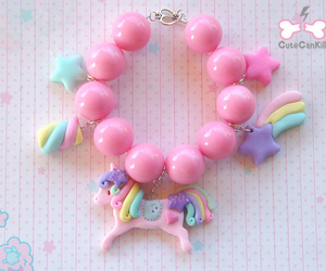 candy, handmade, and pony image