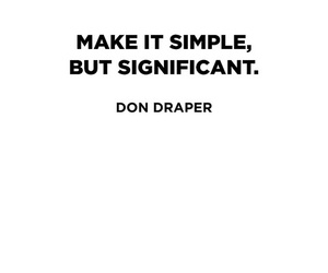 quote, simple, and life image