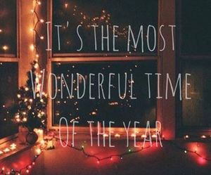december, time, and wonderful image