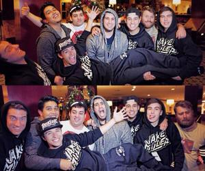 collide, jake miller, and us against them image