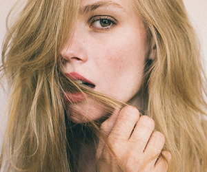 indie, beautiful, and blonde image