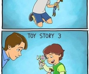 funny, toy story, and lol image