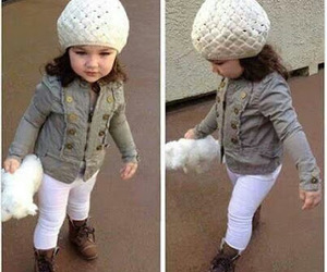 fashion, baby, and elegant image