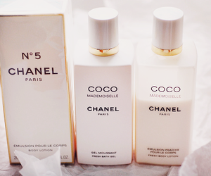coco chanel and girly image