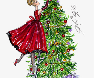 hayden williams, christmas, and drawing image