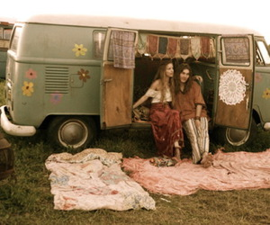 1960's, 60's, and music festival image