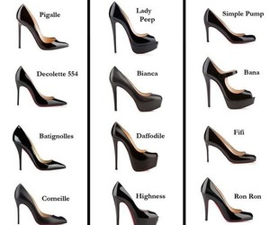 chaussures, heels, and important image