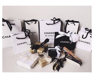 bags, chanel, and gifts image