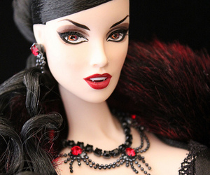 barbie, doll, and vampire image
