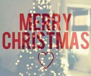 christmas, feliz, and merry image