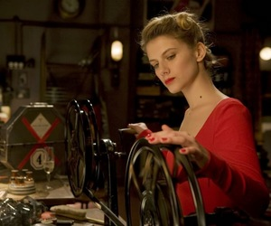 melanie laurent, quentin tarantino, and inglourious basterds image