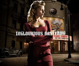 beautiful, inglourious basterds, and shosanna dreyfus image