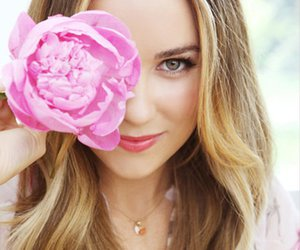 flowers, lauren conrad, and hair image