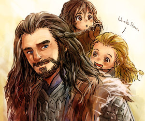 kili, thorin, and fili image