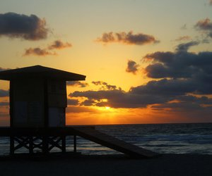 florida, pretty, and sunset image