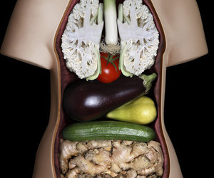 vegetables and body image