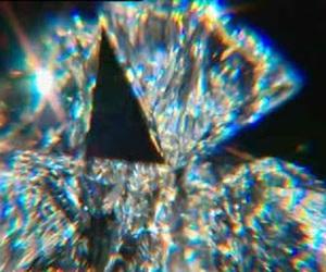 crystal and diamond image