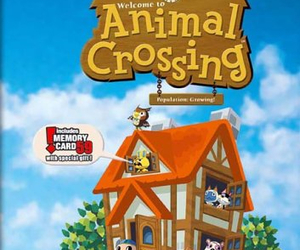 animal crossing and gamecube image