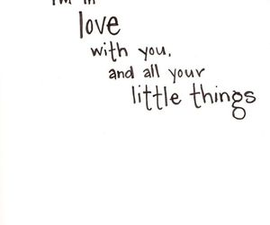 in love, little thing, and ❤️ image