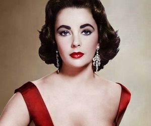 Elizabeth Taylor and beautiful image